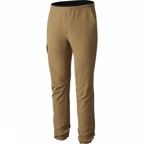 Mountain Hardwear Mountain Hardwear Mens Right Bank Scrambler Pants Sandstorm
