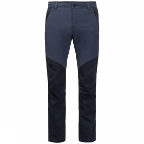 Jack Wolfskin Jack Wolfskin Mens Drake Flex Pants Night Blue