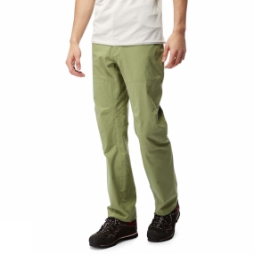 Craghoppers Craghoppers Mens NosiLife Brecon Trousers Soft Khaki