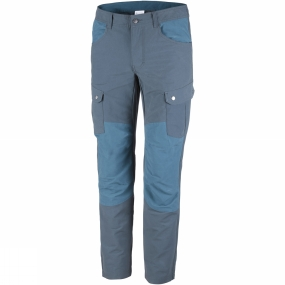 Columbia Columbia Mens Twisted Divide Pants Mystery / Blue Heron