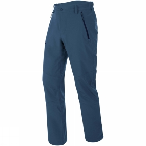 Salewa Salewa Mens Puez Terminal Dura Stretch Pants Dark Denim