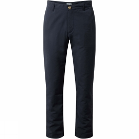 Craghoppers Craghoppers Mens NosiLife Albany Trousers Dark Navy