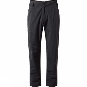Craghoppers Craghoppers Mens NosiLife Trousers Black Pepper