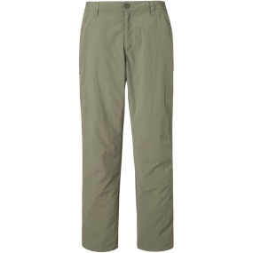 Craghoppers Craghoppers Mens NosiLife Trousers Pebble