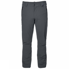 Jack Wolfskin Jack Wolfskin Mens Activate XT Trousers Dark Iron