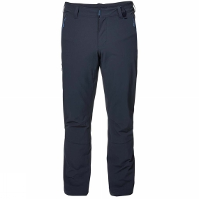 Jack Wolfskin Jack Wolfskin Mens Activate XT Trousers Night Blue