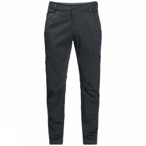 Jack Wolfskin Jack Wolfskin Mens Willcox Trousers Phantom