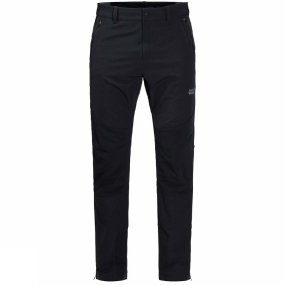 Jack Wolfskin Jack Wolfskin Mens Exolight Mountain Trousers Black