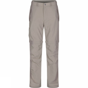 Regatta Mens Leesville Zip Off Trousers