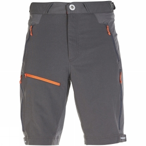 Berghaus Berghaus Mens Baggy Shorts Dark Grey/Black