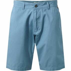Craghoppers Craghoppers Mens Mathis Short Smoke blue