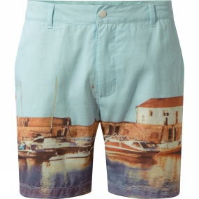 Craghoppers Craghoppers Mens Northbeach Shorts Photo Blue
