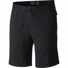 Mountain Hardwear Mountain Hardwear Mens AP Scrambler Shorts Black