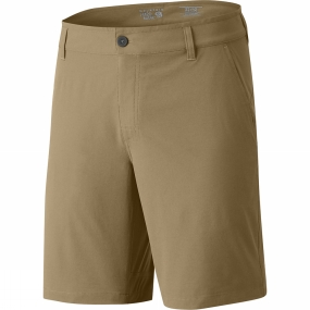 Mountain Hardwear Mountain Hardwear Mens Right Bank Shorts Sandstorm