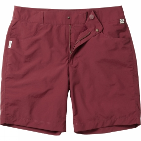 Craghoppers Mens Leon Swim Shorts Brick Red