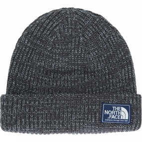 The North Face The North Face Salty Dog Beanie Graphite Grey / Mid Grey
