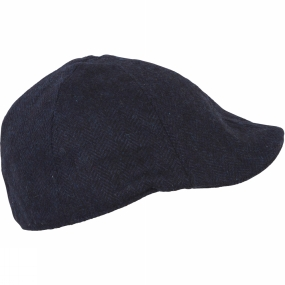 Ayacucho Mens Retro Cap Navy