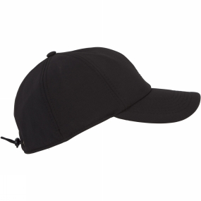 Ayacucho Mens Softshell Cap Black