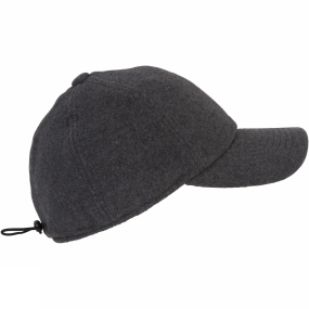 Ayacucho Mens Wool Cap Grey