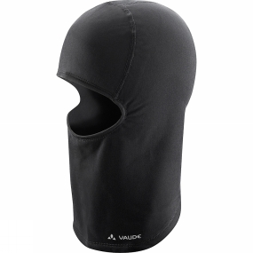 Vaude Bike Facemask Black