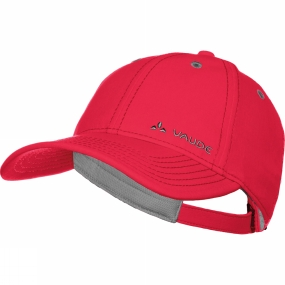 Vaude Softshell Cap Indian Red