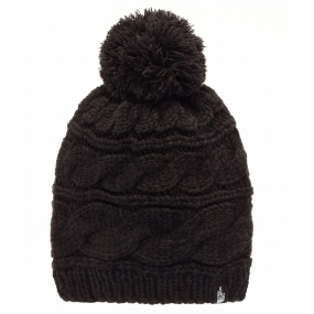 The North Face Triple Cable Beanie Black