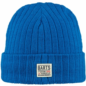 Barts Parker Beanie Royal Blue