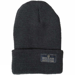 United By Blue Wool Beanie Grey