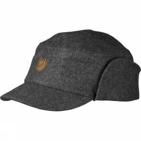 Snow and Rock Fjallraven Singi Winter Cap Dark Grey