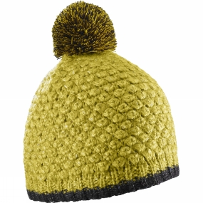 Salomon Salomon Backcountry Beanie Maize / Black