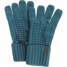 Craghoppers Brompton Glove Peacock