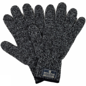 United By Blue United By Blue Ragg Wool Glove Charcoal