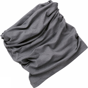 Craghoppers NosiLife Tube Scarf Grey Marl