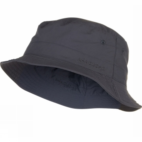 Ayacucho Pjotr Anti-Mosquito Hat Dark Grey