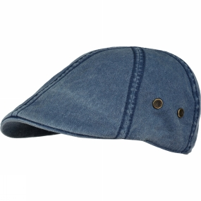 Ayacucho Washed Cotton Ivy Cap Navy