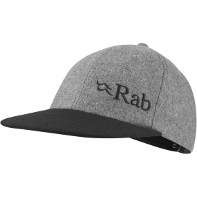Rab Base Cap Grey/Black