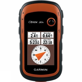 Garmin eTrex 20x GPS BirdsEye Select No Colour