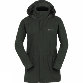 Berghaus Berghaus Womens Glissade IA Jacket Wellington Green