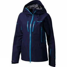 Womens Alpinist Jacket