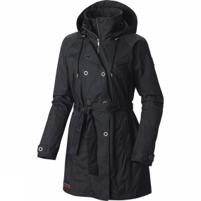 Columbia Womens Steal Your Thunder Jacket Black