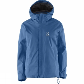 Haglofs Haglofs Women's Stratus Jacket Blue Ink