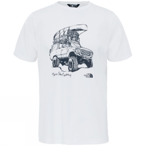 The North Face The North Face Mens Tansa Tee TNF White
