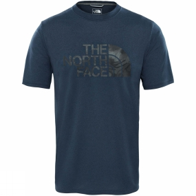The North Face Mens MA Graphic Reaxion Amp Crew