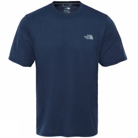 The North Face The North Face Men's Reaxion Amp Crew Urban Navy Heather