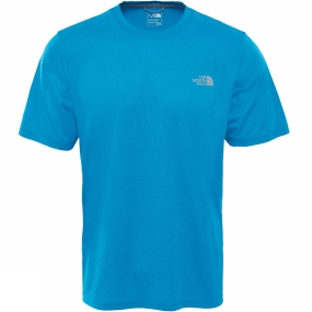 The North Face The North Face Men's Reaxion Amp Crew Brilliant Blue Heather