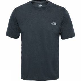 The North Face The North Face Men Reaxion Amp Crew T-Shirt TNF Dark Grey Heather