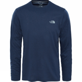 The North Face Men's Reaxion Amp Long Sleeve Crew