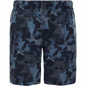 The North Face Mens Versitas Print Shorts