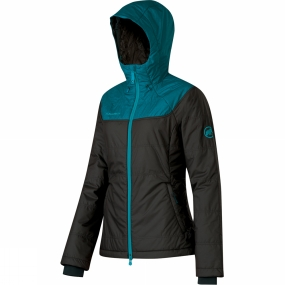 Womens Runje IS Hooded Jacket