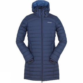 Ayacucho Womens Atlas III Down Coat Navy